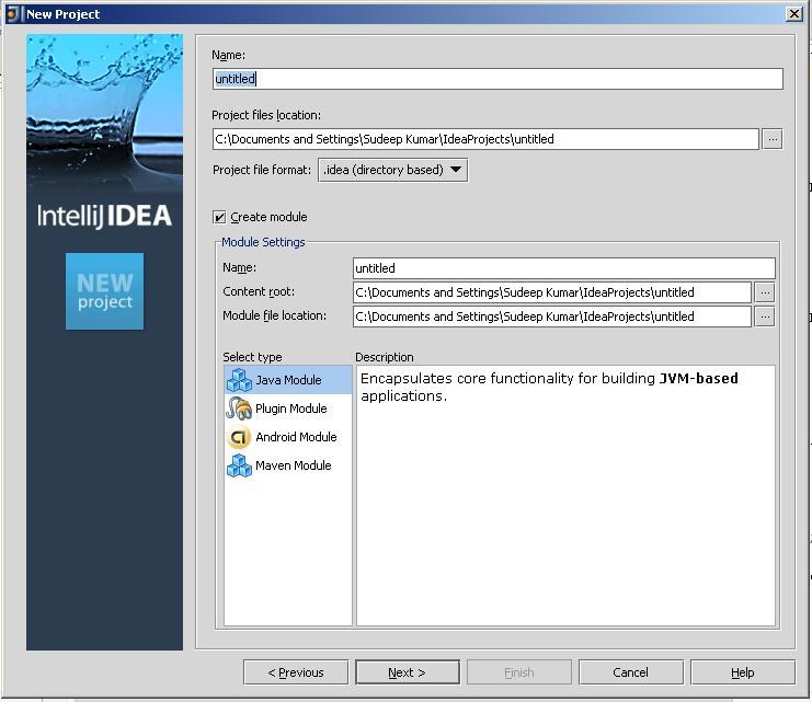 Setting up IntellijIDEA for Selenium (2/6)